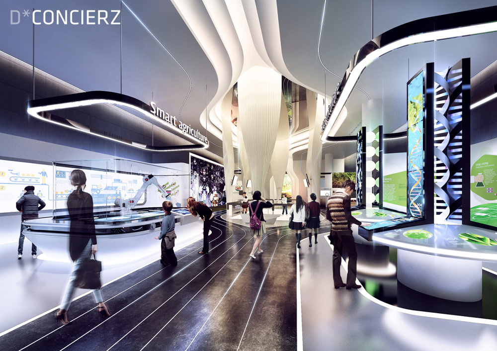 agricultural history and culture exhibition hall proposal