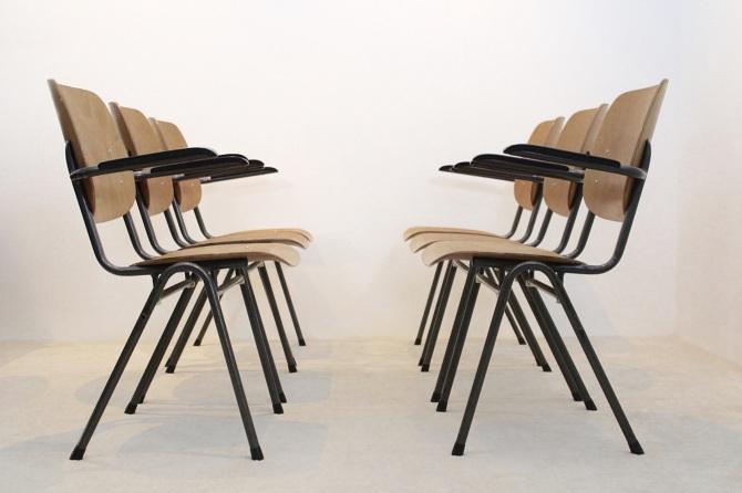 Dutch Design Industrial Plywood Chairs Mooiestukken Mesmerizing Dutch Design Furniture